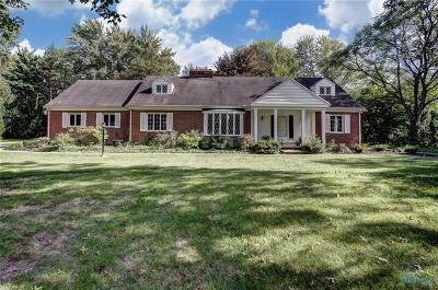 Perrysburg Single Family Home For Sale: 27896 White Road