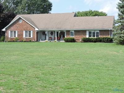 Holland Single Family Home For Sale: 8040 Garden Road