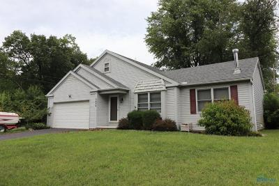 Sylvania Single Family Home Contingent: 5854 Sugar Hill Court