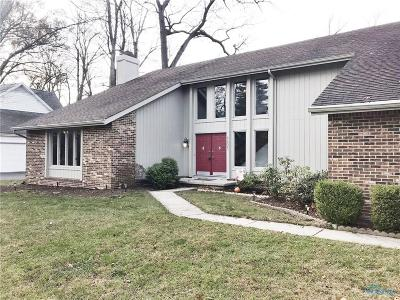 Sylvania Single Family Home For Sale: 4805 Tow Path Lane