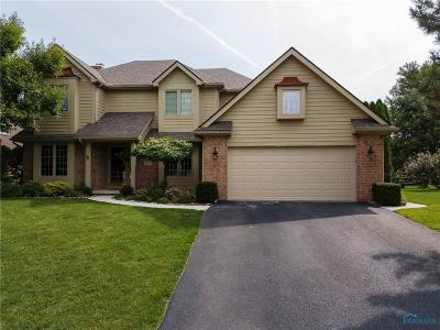 Sylvania Single Family Home Contingent: 5054 Olde Mill Court