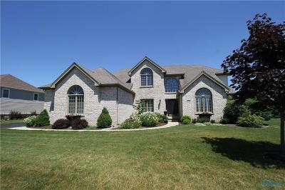 Maumee Single Family Home Contingent: 7434 Valhalla Drive