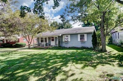 Grand Rapids Single Family Home Contingent: 17670 Woodburn Avenue