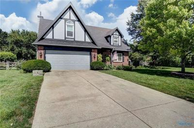 Perrysburg Single Family Home For Sale: 9970 Parliament Place