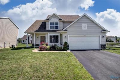 Perrysburg Single Family Home Contingent: 26610 Basswood Drive