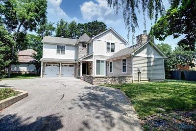 Ottawa Hills, Monclova, Oregon, Rossford, Swanton, Berkey, Metamora, Lyons, Whitehouse, Waterville Single Family Home For Sale: 2006 Orchard Road