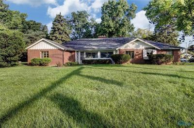 Maumee Single Family Home For Sale: 903 Key Street