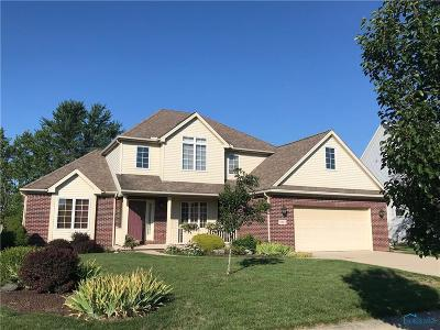 Sylvania Single Family Home For Sale: 5863 Sunbreeze Trail