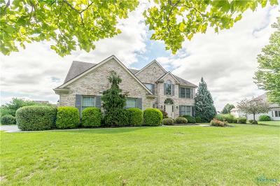 Maumee Single Family Home Contingent: 3057 Stonegate Drive