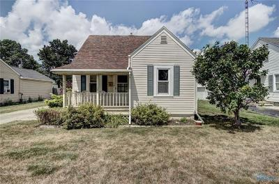 Maumee OH Single Family Home For Sale: $95,000