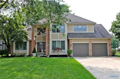 Perrysburg Single Family Home For Sale: 1332 Woodstream Road