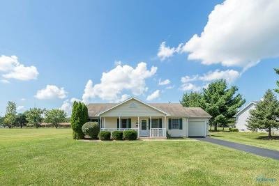Rossford Single Family Home For Sale: 526 Lime City Road