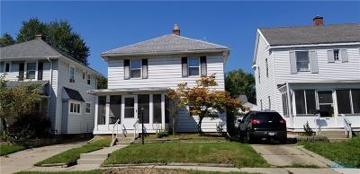 Toledo Single Family Home Contingent: 4445 N Haven Avenue