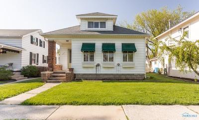 Maumee Single Family Home For Sale: 323 W Wayne Street