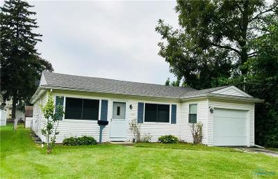 Toledo OH Single Family Home For Sale: $79,000