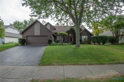 Sylvania Single Family Home For Sale: 5060 Olde Mill Court
