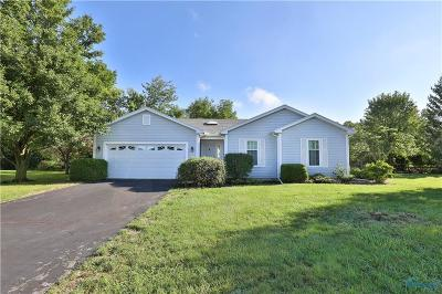Perrysburg Single Family Home For Sale: 9890 Parliament Place