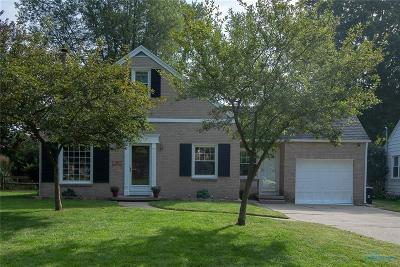 Sylvania OH Single Family Home For Sale: $174,900