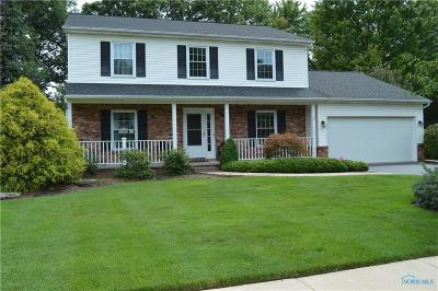 Toledo Single Family Home For Sale: 8257 Fawn Crest Drive