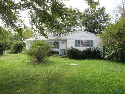 Rudolph OH Single Family Home For Sale: $27,900