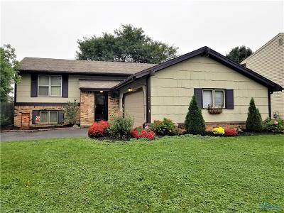Perrysburg OH Single Family Home Contingent: $199,900