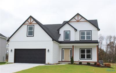 Holland Single Family Home For Sale: 349 Hidden Village Lane