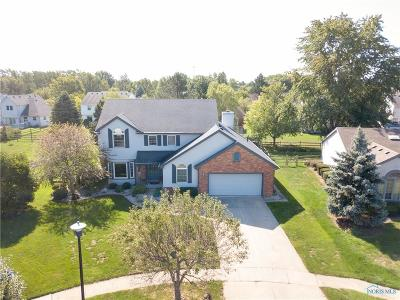 Sylvania Single Family Home Contingent: 8027 Claude Court