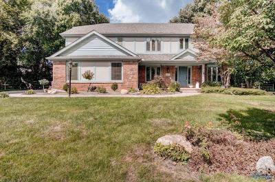 Toledo Single Family Home For Sale: 2949 Tracewood Drive