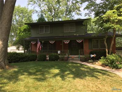 Single Family Home For Sale: 6115 Foxcroft Road
