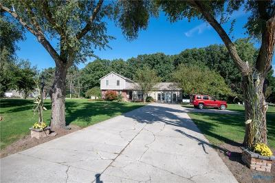 Curtice Single Family Home For Sale: 725 Donovan Road