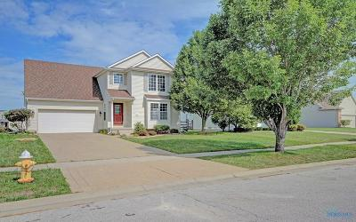 Perrysburg Single Family Home For Sale: 2177 Woods Hole Road