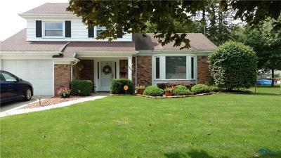 Maumee Single Family Home For Sale: 1105 Farmington Road