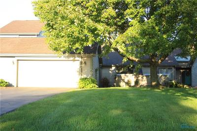 Maumee Condo/Townhouse Contingent: 3028 Pleasant Hill Road