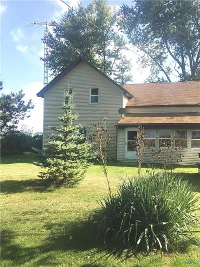 Single Family Home For Sale: 20067 Defiance Pike