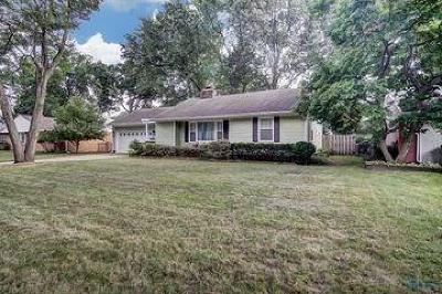 Toledo OH Single Family Home For Sale: $115,900