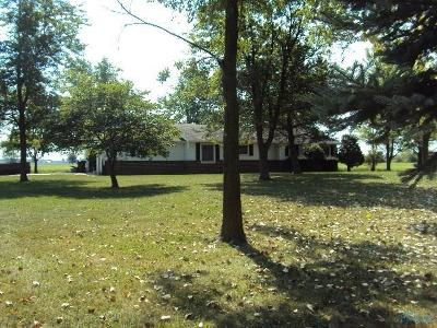 Bryan OH Single Family Home Contingent: $159,900