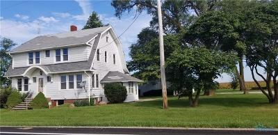 Single Family Home For Sale: 9341 State Route 111 State Highway