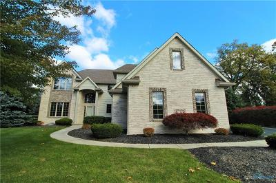 Maumee Single Family Home Contingent: 3330 Ivy Wood Court