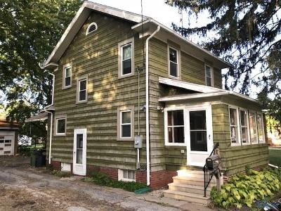 Maumee Single Family Home For Sale: 1319 Fort Street
