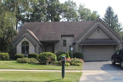 Toledo OH Single Family Home For Sale: $249,900