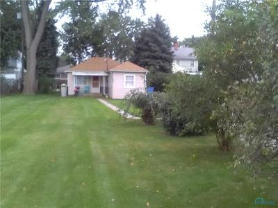 Toledo Single Family Home For Sale: 2948 116th Street