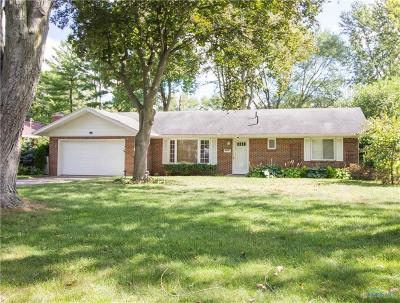 Sylvania Single Family Home Contingent: 6016 Angleview Drive