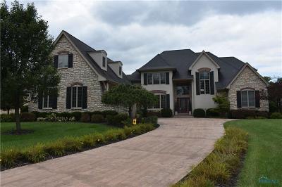 Perrysburg Single Family Home For Sale: 30385 Jacqueline Place