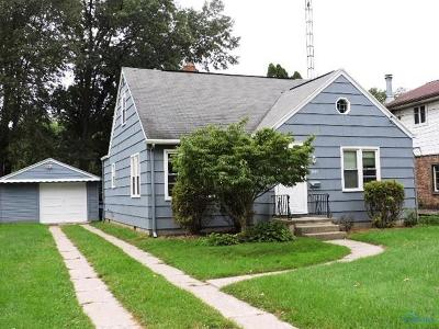 Toledo Single Family Home For Sale: 2003 Eileen Road