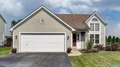 Perrysburg Single Family Home For Sale: 892 Little Creek Drive