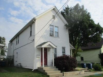 Toledo OH Multi Family Home For Sale: $59,999
