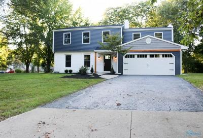 Sylvania Single Family Home For Sale: 7456 Club Road