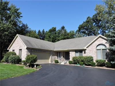Sylvania Single Family Home Contingent: 4658 Cinnamon Lane