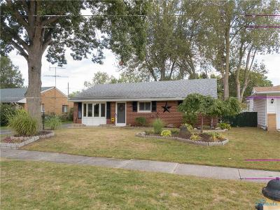 Holland Single Family Home Contingent: 410 Danesmoor Road