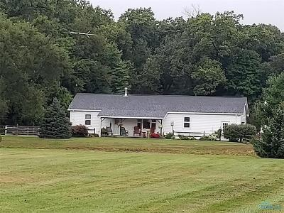 Swanton Single Family Home Contingent: 3410 County Road B Road